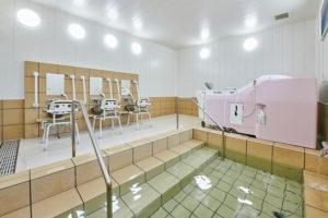 特殊浴・一般浴
